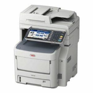 Impresora OKI MC760