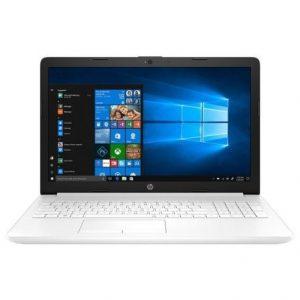 """PORTÁTIL HP 15-DA0208NS - I3-7020U 2.3GHZ - 8GB - 256GB SSD - 15.6""""/39.6CM HD - HDMI - BT - NO ODD - W10 - BLANCO NIEVE"""